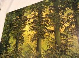 Painting Original Green Forest Vivian Gaines Tanner Hudson Valley Artist image 6