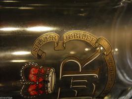 Pair of Glass Mugs from Queen Elizabeth II Silver Jubilee image 4