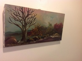 Painting Original Nature Tree Vivian Gaines Tanner Hudson Valley artist image 2