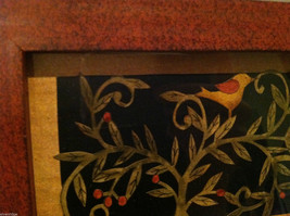 Paper Cutting Vines and Birds Large Trinket Box image 3