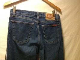 Paris Blues Womens Dark Cotton Jeans Pants, Size 11 image 5
