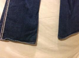 Paris Blues Womens Dark Cotton Jeans Pants, Size 11 image 6