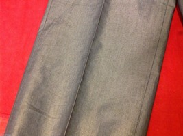 Patrizia Pepe Firenze 44 Silver Capris 3/4 length pants Italian image 6
