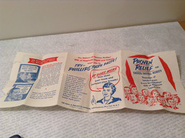 Phillips Milk of Magnesia Tin w Tablets Great Condition Vintage Collectible only image 6