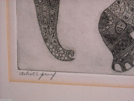 Picture of Elephant With Indian Style Pattern image 5
