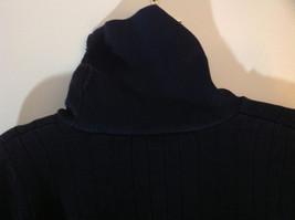 Pierre Cardin Black Cowl Neck Long Sleeve Sweater image 3