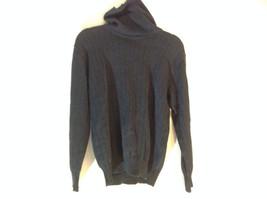 Pierre Cardin Black Cowl Neck Long Sleeve Sweater image 4