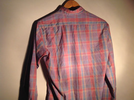 Pierre Cardin Multicolored Button Up Long Sleeve Collared Shirt Size Medium image 4