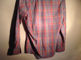 Pierre Cardin Multicolored Button Up Long Sleeve Collared Shirt Size Medium image 5
