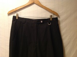 Play Womans Black Pants, Size 16 image 3