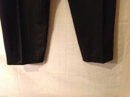 Play Womans Black Pants, Size 16 image 4