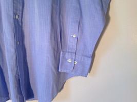 Polo Ralph Lauren Long Sleeve Button Down Light Purple Shirt Size 32 to 33 image 4