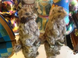 Prairie Dog Standing Up Animal Figurine - recycled rabbit fur image 5