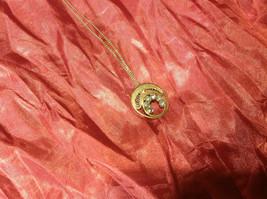 Pretty 10 inch silver necklace image 2