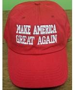 Donald Trump Make America Great Again Red Hat - $5.89