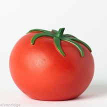 Produce Pals Saucy the Red Tomato   Play w your Food Sculpted Figurine image 2