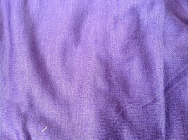 Purple Black Frilly Wide Headband Can be Worn as Either Color Caron Miller Inc image 6