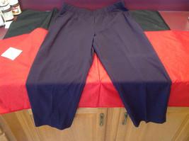 Purple Colored Dressbarn Womens Pants Size 18W image 5