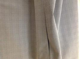 Rafaella Gray Zip Up Long Sleeved Formal Jacket Collared Front Pockets Size 8 image 4