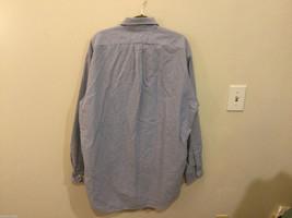 Ralph Lauren 100% Cotton Light Blue long sleeve Classic Fit Shirt, size 16-1/2 image 4