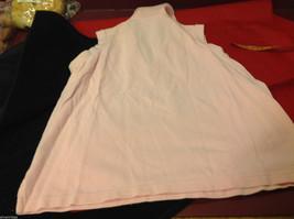 Ralph Lauren Sport Womens Pink Sleeveless Polo Shirt Tank Top size S M image 5