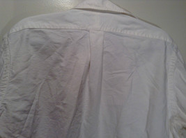 Ralph Lauren 100 Percent Cotton Long Sleeve White Dress Shirt Size 15 by 33 image 6