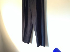 Ralph Lauren Size 6 Black Pleated Front Dress Pants Worsted Wool image 3