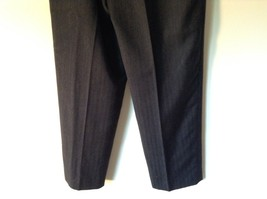 Ralph Lauren Size 6 Black Pleated Front Dress Pants Worsted Wool image 6