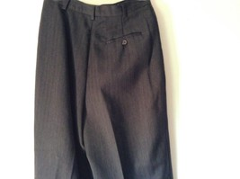 Ralph Lauren Size 6 Black Pleated Front Dress Pants Worsted Wool image 5