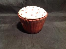 Red Wooden Cupcake Decoration Make Cupcakes Not War image 3