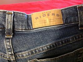 Riders Brand Womens Denim Jeans size 10 M image 6
