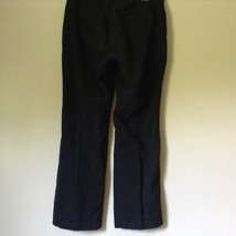 Riders Black Jeans Size 14P Button and Zipper Closure Front and Back Pockets image 5