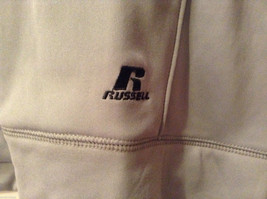 Russell Athletic Gray Hoodie Sweatshirt Front Pouch, Size XXL, Dry Power System image 5