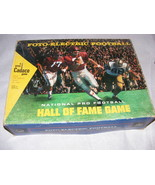 1971 Cadaco Foto Electric Professional Football Hall of Fame Game - $75.00