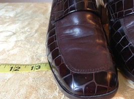 Salamander Shoes with Heel Size Five and a Half Brown Purple Tint image 4