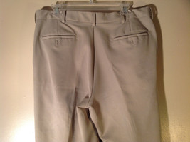 Savane Light Beige Dress Pants Comfort Plus Waistband Size 36W by 29L image 5