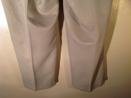 Savane Light Beige Dress Pants Comfort Plus Waistband Size 36W by 29L image 6