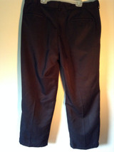 Savane Black Dress Pants  Comfort Plus Waistband Size 36W by 29L image 2