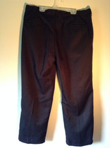 Savane Black Dress Pants  Comfort Plus Waistband Size 36W by 29L image 3