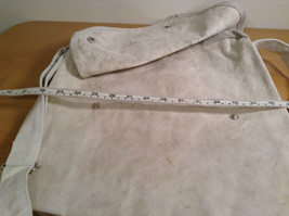 Save Time Get a Mailbox Beige Bag Purse reMade USA out of Recycled Material image 6