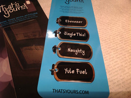 Seasons Grinnings Collection Drink Tags With Attitude for Beer Bottles Naughty image 2