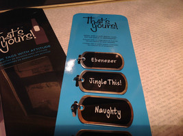 Seasons Grinnings Collection Drink Tags With Attitude for Beer Bottles Naughty image 3
