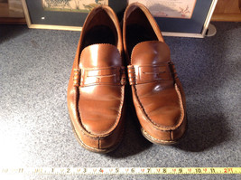 Sebago Classic Leather Loafers Size 11 See Pictures image 3