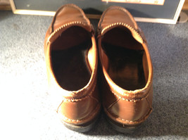 Sebago Classic Leather Loafers Size 11 See Pictures image 4
