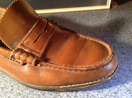 Sebago Classic Leather Loafers Size 11 See Pictures image 7