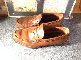 Sebago Classic Leather Loafers Size 11 See Pictures image 2