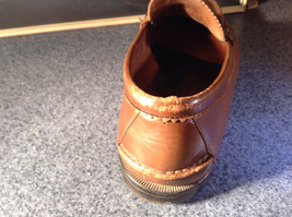 Sebago Classic Leather Loafers Size 11 See Pictures image 6