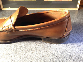 Sebago Classic Leather Loafers Size 11 See Pictures image 8