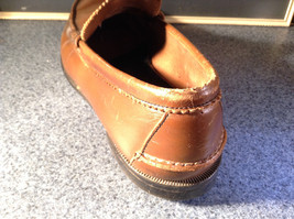 Sebago Classic Leather Loafers Size 11 See Pictures image 9