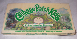 1984 Cabbage Patch Kids Friends to the Rescue Game - $36.00